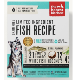 The Honest Kitchen The Honest Kitchen Dehydrated Dog Food Grain-Free Fish Brave 4 lb