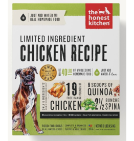 The Honest Kitchen The Honest Kitchen Dehydrated Dog Food Limited-Ingredient Chicken Thrive 4 lb