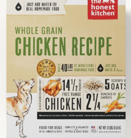 The Honest Kitchen The Honest Kitchen Dehydrated Dog Food Revel 10 lb
