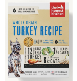 The Honest Kitchen The Honest Kitchen Dehydrated Dog Food Whole Grain Turkey Keen 2 lb