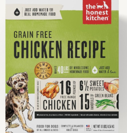 The Honest Kitchen The Honest Kitchen Dehydrated Dog Food Force 2 lb