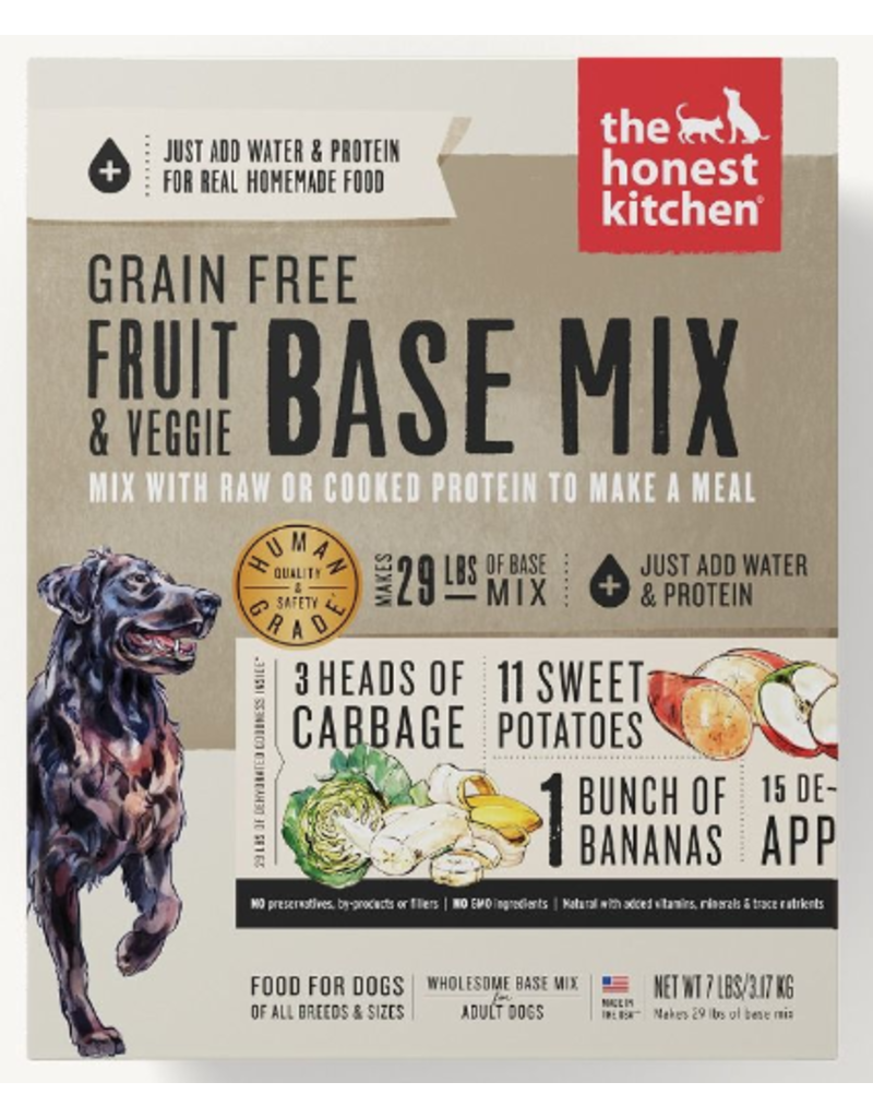 The Honest Kitchen The Honest Kitchen Dehydrated Dog Food Grain-Free Fruit & Veggie Preference 3 lb