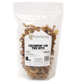 The Natural Dog Company Treats  Chompin' on the Bits 8 oz