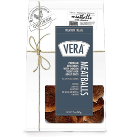 Vera Vera Dog Treats Chicken Meatballs 12 oz
