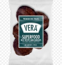 Vera Vera Dog Treats Superfood Mini Burger 5 pc 1.5 oz