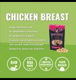 Vital Essentials Vital Essentials Freeze Dried Dog Treats  Chicken Breast 2.1 oz