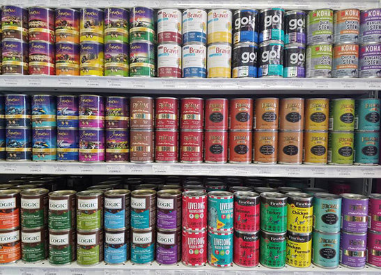 Dog Cans