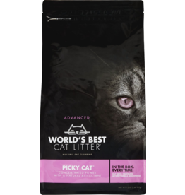 World's Best World's Best Cat Litter Advanced Picky Cat 12 lb (* Litter 12 lbs or More for Local Delivery or In-Store Pickup Only. *)