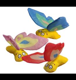 Yeowww! Yeowww! Cat Toys Butterfly single