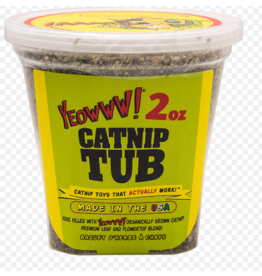 Yeowww! Yeowww! Cat Toys Catnip Bag 2oz