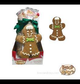 Bosco and Roxy's Bosco & Roxy's Holiday 2019 | Prepackaged Giant Gingerbread Man single