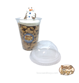 Bosco and Roxy's Bosco & Roxy's Holiday 2019 | Snow Cute! Prepackaged Melty Man Snowman Cup single