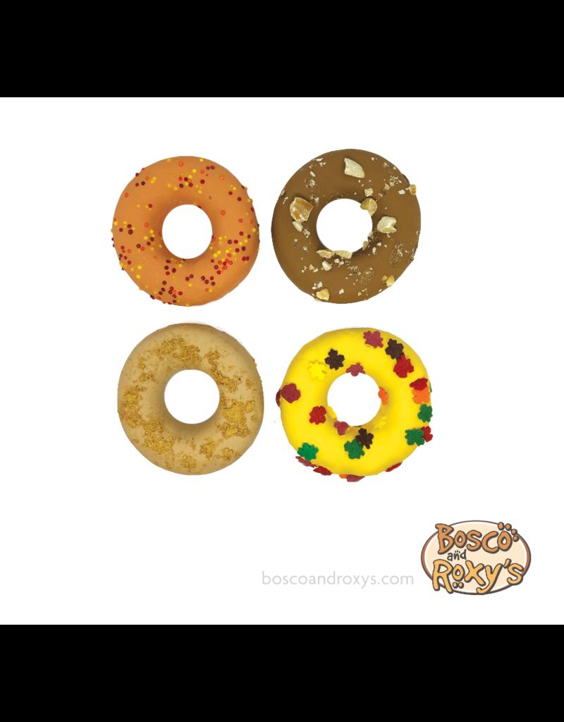 Bosco and Roxy's Bosco & Roxy's Oh My Gourd | Fall Mini Donuts single