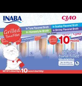Inaba Inaba Variety Pack Tuna Fillet 5.2 oz 10 pk