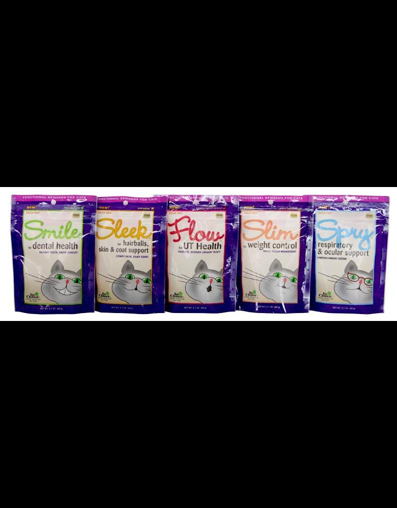 Inclover InClover Cat Soft Treats Flow UT Health 2.1 oz