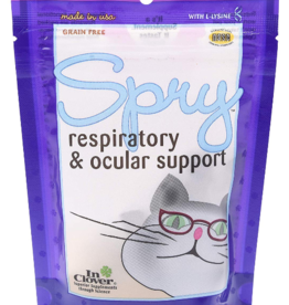 Inclover InClover Cat Soft Treats Spry Respiratory & Ocular Support 2.1 oz