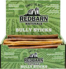 "Red Barn Red Barn Dog  9"" Bully Sticks CASE"