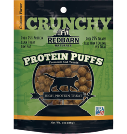 Red Barn Red Barn Protein Puff Cat Treats Chicken 1 oz single