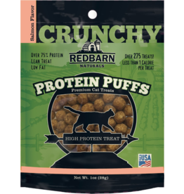Red Barn Red Barn Protein Puff Cat Treats Salmon 1 oz single