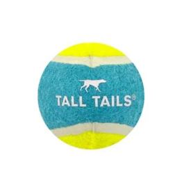 Tall Tails Tall Tails Sport Ball Blue & Yellow single