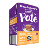 Stella & Chewy's Stella & Chewy's Canned Cat Food CASE Purrfect Pate Turkey 5.5 oz
