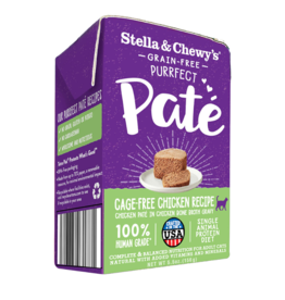 Stella & Chewy's Stella & Chewy's Canned Cat Food Purrfect Pate | Chicken 5.5 oz CASE