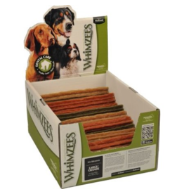 Whimzees Whimzees Bulk Dental Chews CASE Stix Extra Large