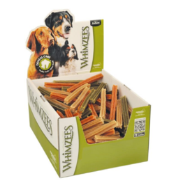 Whimzees Whimzees Bulk Dental Chews CASE Stix Small