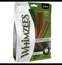 "Whimzees Treats Stix Bag Small 4.7"" 14.2 oz"