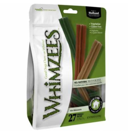 "Whimzees Whimzees Treats Stix Bag Small 4.7"" 14.2 oz"