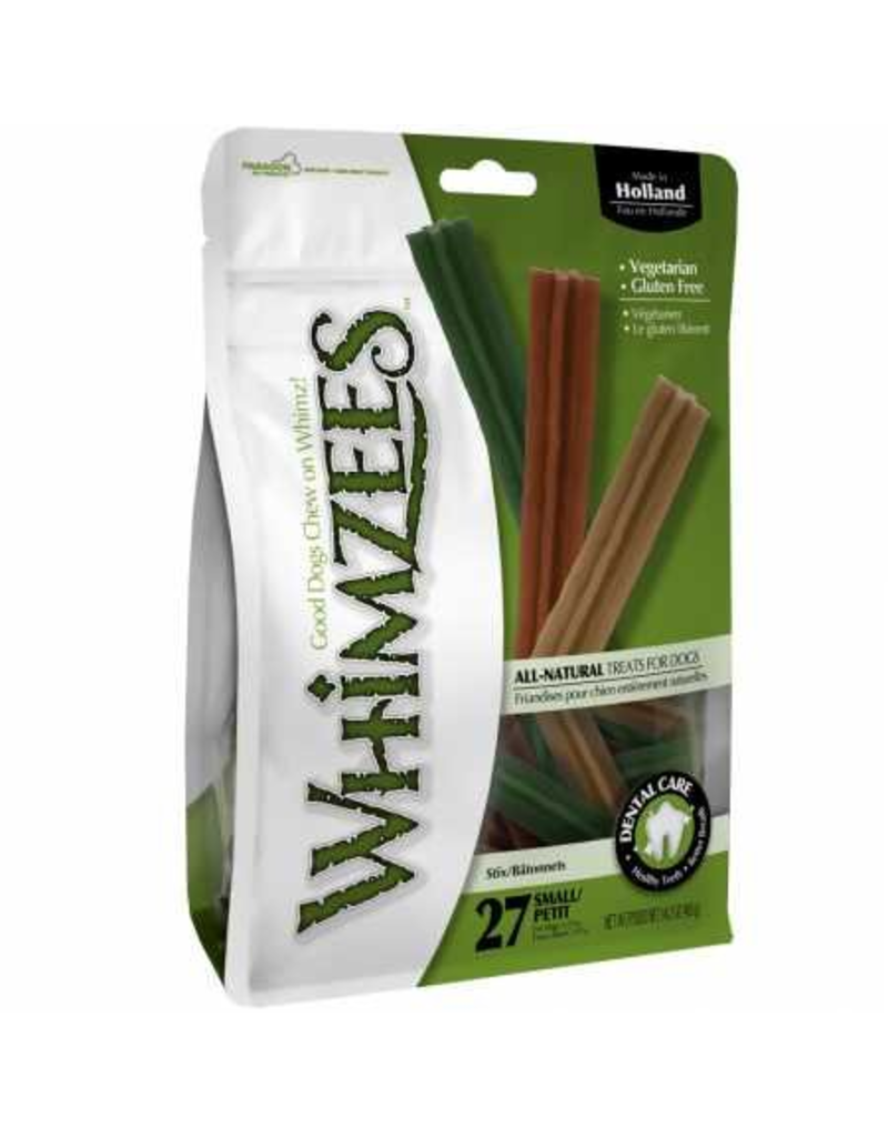 """Whimzees Whimzees Treats Stix Bag Small 4.7"""" 14.2 oz"""