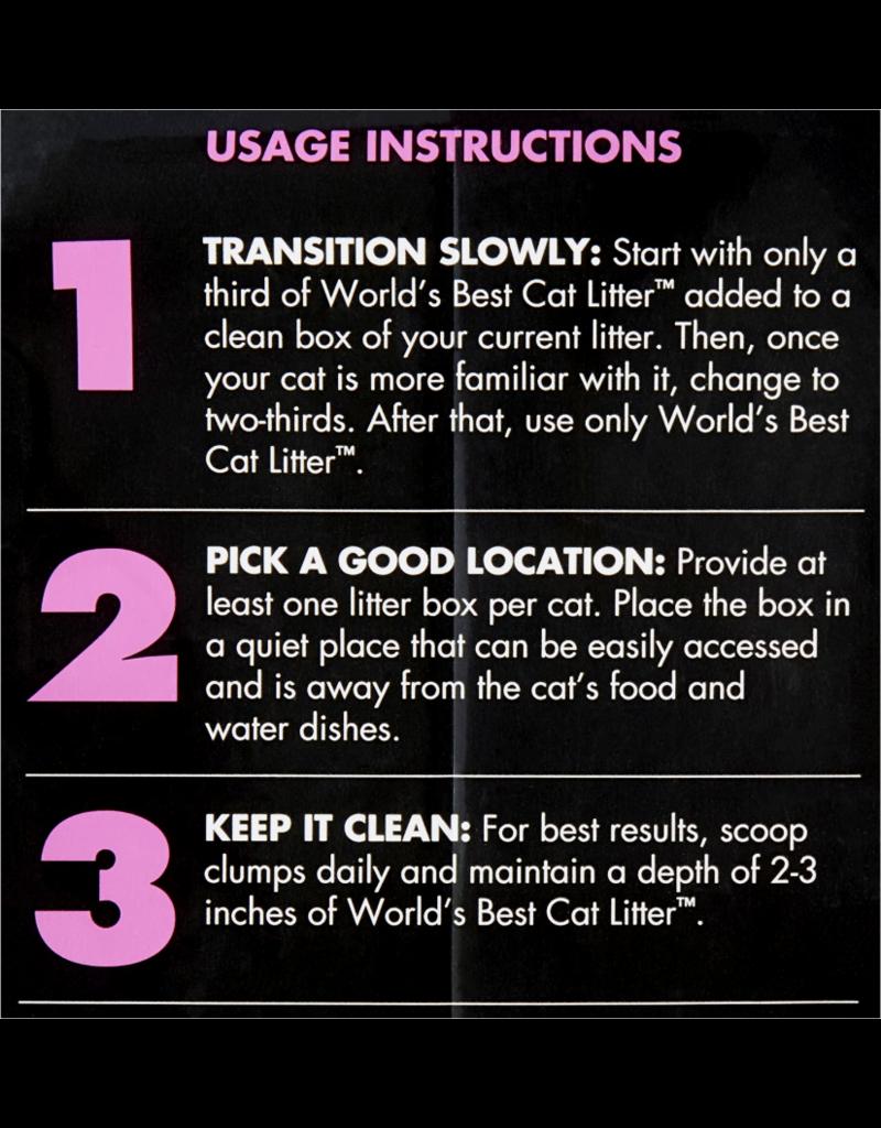World's Best Cat Litter Advanced Picky Cat 24 lb