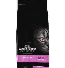 World's Best World's Best Cat Litter Advanced Picky Cat 24 lb (* Litter 12 lbs or More for Local Delivery or In-Store Pickup Only. *)