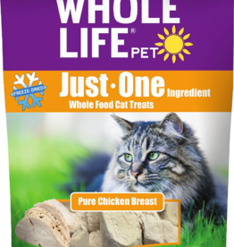 Whole Life Whole Life Freeze Dried Cat Treats Chicken 1 oz