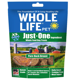 Whole Life Whole Life Freeze Dried Dog Treats  Pure Duck 3 oz