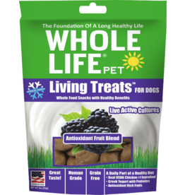 Whole Life Whole Life Freeze Dried Dog Treats  Berry Anti-Oxidant Blend 2.3 oz