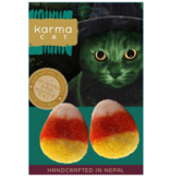Distinctly Himalayan 2 Pack Cat Toy Candy Corn