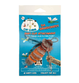 Go Cat Go Cat Toys Da Dragonfly Refill