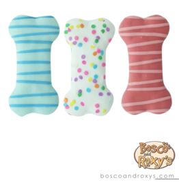 Bosco and Roxy's Bosco & Roxy's Birthday Pawty Collection, Dipped Bones single