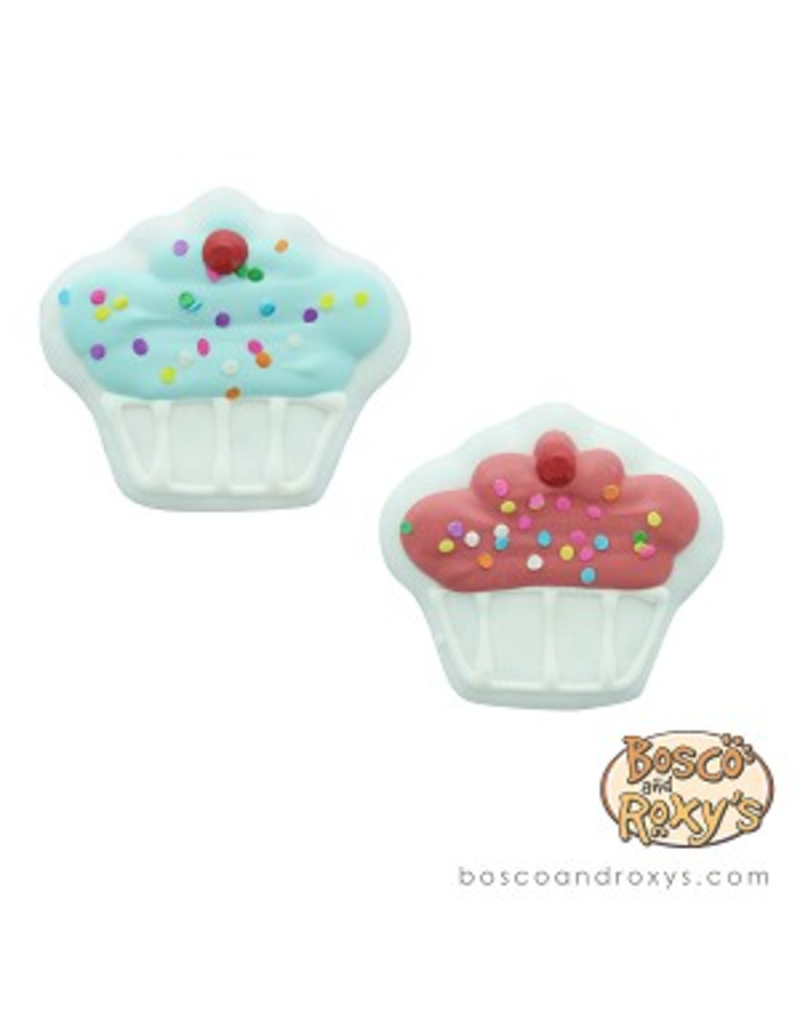 Bosco and Roxy's Bosco & Roxy's Birthday Collection Happy Birthday Cupcakes | Birthday Cake single