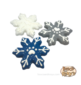 Bosco and Roxy's Bosco & Roxy's Holiday 2019 | Snow Cute! Snowflakes single