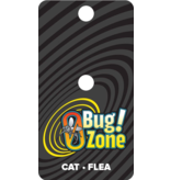 Zero Bug Zone Products  SHOO TAG Flea & Tick Double Pack for Cats