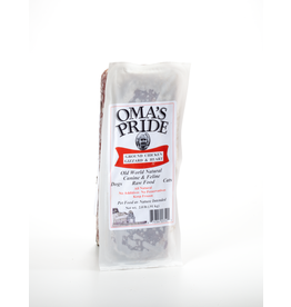 Oma's Pride Oma's Pride O'Paws Dog Raw Frozen Food Ground Chicken Organ 2 lb (*Frozen Products for Local Delivery or In-Store Pickup Only. *)