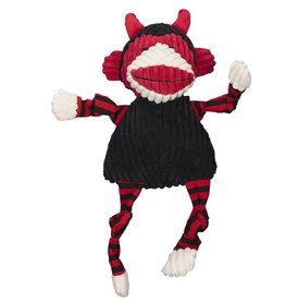 HuggleHounds Huggle Hounds Halloween Devil Did It Knottie Large