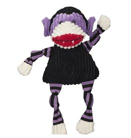HuggleHounds HuggleHounds Halloween Count Sockula Knottie Large