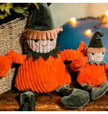HuggleHounds Huggle Hounds Halloween Scarecrow Pete Knottie Large