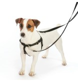 "2 hounds Design 2 Hounds Design Freedom No-Pull Harness 1""  Large Black"