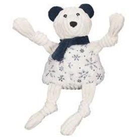 HuggleHounds Huggle Hounds 2019 Christmas Sparkle N Shine Bear Knottie Small