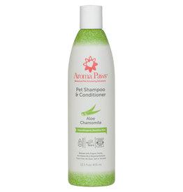 Aroma Paws Aroma Paws Dog Shampoo & Conditioner 13.5 oz Aloe Chamomile