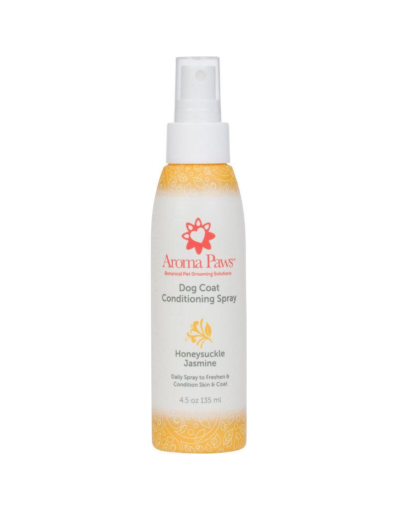 Aroma Paws Aroma Paws Dog Coat Conditioning Spray Honeysuckle Jasmine 4.5 oz